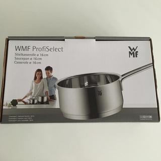ヴェーエムエフ(WMF)のヴェーエムエフ WMF ProfiSelect series 片手鍋16cm(鍋/フライパン)