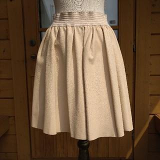 アングローバルショップ(ANGLOBAL SHOP)のDESIGNERS REMIX★デザイナーズリミックス レザースカート(ひざ丈スカート)