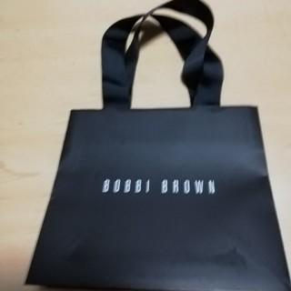 ボビイブラウン(BOBBI BROWN)の紙袋(ショップ袋)