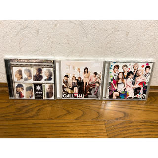 トリプルエー(AAA)のAAA  CD3枚組(Still Love You、Miss you、CALL)(ポップス/ロック(邦楽))