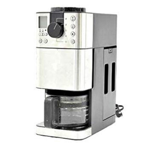 ムジルシリョウヒン(MUJI (無印良品))の無印良品 豆から挽けるコーヒーメーカー MJ-CM1 MUJI(コーヒーメーカー)
