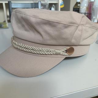 エイチアンドエム(H&M)のH&M キャスケット マリン帽(キャスケット)