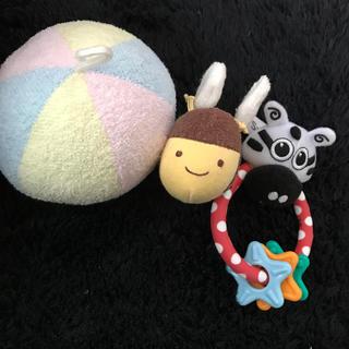 サッシー(Sassy)のガラガラ 玩具(がらがら/ラトル)