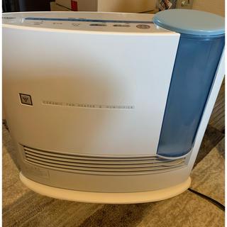 SHARP - SHARP プラズマクラスター ファンヒーター(加湿+空気清浄)