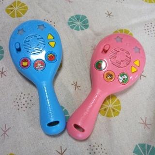 ミキハウス(mikihouse)のミキハウス マラカス おもちゃ(楽器のおもちゃ)