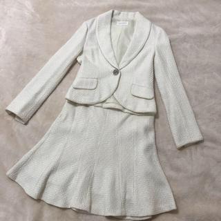 エニィスィス(anySiS)のanySiS スーツ スカート セットアップ(セット/コーデ)