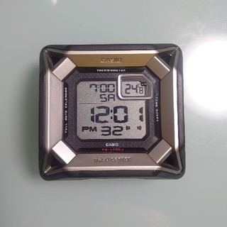 カシオ(CASIO)の碇司令様専用 目覚まし時計 カシオ CASIO GQ-1000J(置時計)