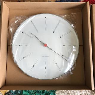 アルネヤコブセン(Arne Jacobsen)の掛け時計 アルネ ヤコブセン BANKERS WALL CLOCK バンカーズ(掛時計/柱時計)