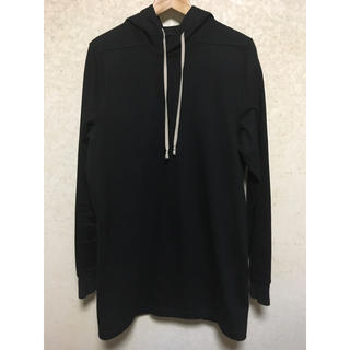 リックオウエンス(Rick Owens)のrick owens t-shirt hoody(Tシャツ/カットソー(七分/長袖))