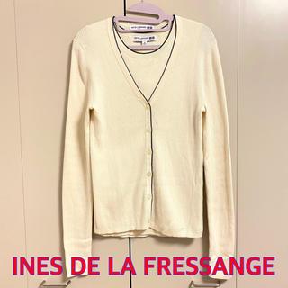 ユニクロ(UNIQLO)のお値下げ♡INES DE LA FRESSANGE × UNIQLOアンサンブル(アンサンブル)