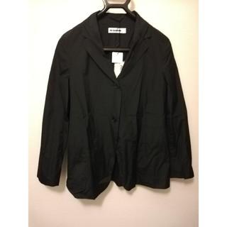 ジルサンダー(Jil Sander)のJIL SANDER ジャケット ブラック 新品(テーラードジャケット)