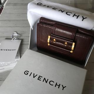 ジバンシィ(GIVENCHY)のジバンシー 二つ折り財布(折り財布)