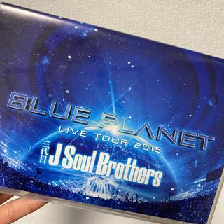 サンダイメジェイソウルブラザーズ(三代目 J Soul Brothers)の三代目 J Soul Brothers LIVE TOUR 2015「BLUE (ミュージック)