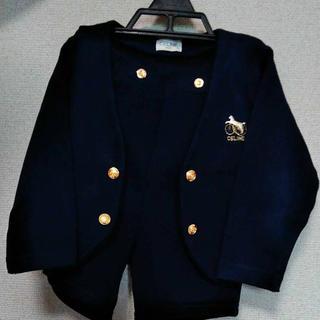 セリーヌ(celine)のCELINE こども スーツ 紺色 男女兼用 95cm(ドレス/フォーマル)