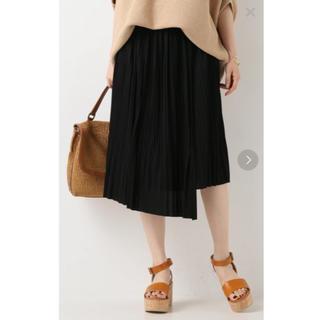 ノーブル(Noble)のSpick&Span Noble プリーツスカート(ひざ丈スカート)