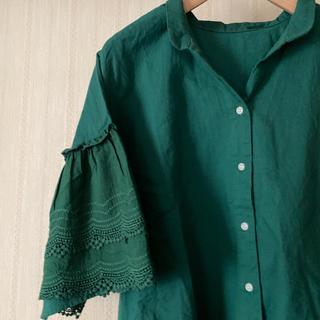 サマンサモスモス(SM2)のblouse(シャツ/ブラウス(半袖/袖なし))