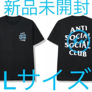 アンチ(ANTI)のFRAGMENT × ASSC BLUE BOLT TEE  Tシャツ Lサイズ(Tシャツ/カットソー(半袖/袖なし))