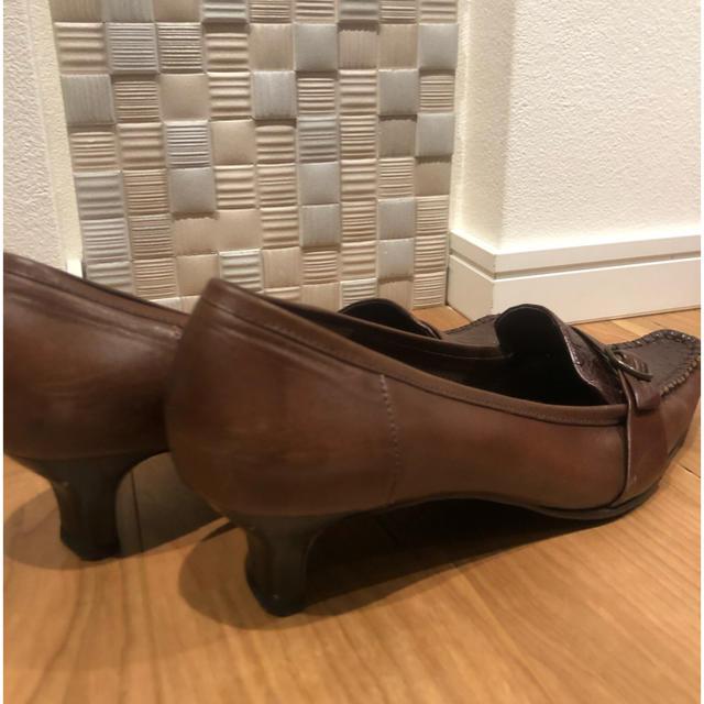 BARCLAY(バークレー)のBARCLAY(バークレー)パンプス24.5cm レディースの靴/シューズ(ハイヒール/パンプス)の商品写真