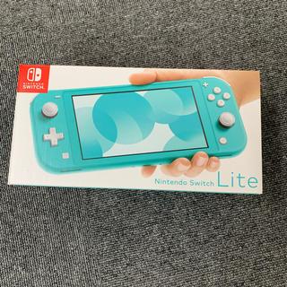 ニンテンドースイッチ(Nintendo Switch)のニンテンドー スイッチ ライト 本体 Nintendo switch lite (携帯用ゲーム機本体)