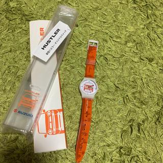 スズキ(スズキ)のSUZUKI ハスラー 腕時計(腕時計)
