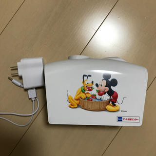 ディズニー(Disney)のコンパクト加湿器 アート引越しセンター(加湿器/除湿機)