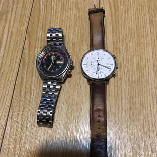 イッセイミヤケ(ISSEY MIYAKE)のISSEY MIYAKE  ORIENT 腕時計(腕時計(アナログ))