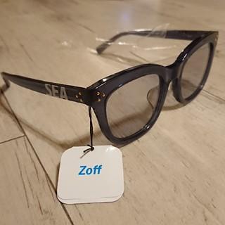 ゾフ(Zoff)のWIND AND SEA × Zoff サングラス/グレー(サングラス/メガネ)