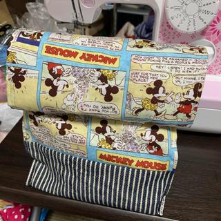ディズニー(Disney)の紙袋風 ランチバッグ(雑貨)