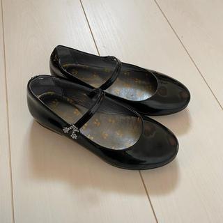 ボンポワン(Bonpoint)のbonpointフォーマル靴17cm18cm(フォーマルシューズ)