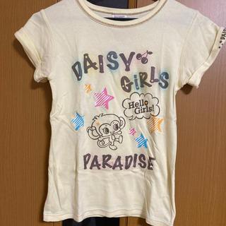 デイジー(Daisy)のDAISY⭐︎Tシャツとスカート150センチ(Tシャツ/カットソー)