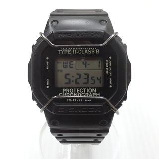 カシオ(CASIO)のカシオ CASIO エヌハリ nhoolywood DW5600NH 時計(腕時計(デジタル))