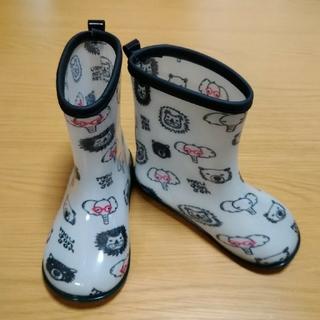 ムージョンジョン(mou jon jon)のmou jon jon  キッズ 長靴(長靴/レインシューズ)