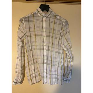 エディション(Edition)のBACCAシャツ(シャツ/ブラウス(長袖/七分))