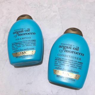 モロッカンオイル(Moroccan oil)のアルガンオイル シャンプー コンディショナー(シャンプー/コンディショナーセット)