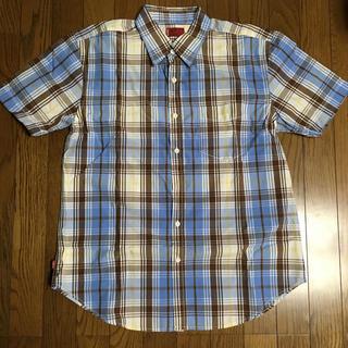 リーバイス(Levi's)のlevi's 62530-7004 半袖チェックシャツ 新品(シャツ)