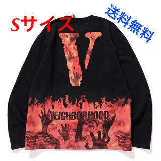ネイバーフッド(NEIGHBORHOOD)の新品 NEIGHBORHOOD × VLONE NHVL/C-CREW.LS(スウェット)