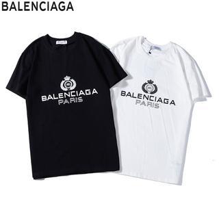 バレンシアガ(Balenciaga)のBALENCIAGAバレンシアガ Tシャツ 半袖(Tシャツ/カットソー(半袖/袖なし))