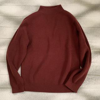 ルメール(LEMAIRE)のUNIQLO U モックネック ニット セーター(ニット/セーター)