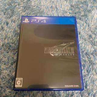 プレイステーション4(PlayStation4)のFF7 リメイク (家庭用ゲームソフト)