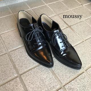 マウジー(moussy)のmoussy オックスフォードシューズ(ローファー/革靴)