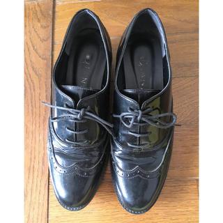 ダイアナ(DIANA)のダイアナ エナメルドレスシューズ(ローファー/革靴)