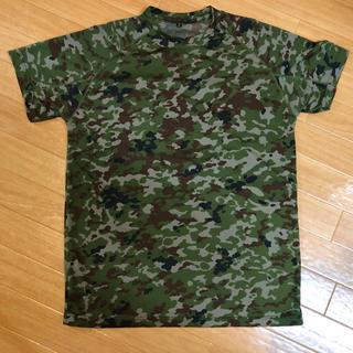 迷彩 メッシュ Tシャツ(戦闘服)
