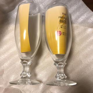 トウヨウササキガラス(東洋佐々木ガラス)のビール グラス ペア(グラス/カップ)