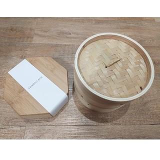 【最終価格】蒸籠&お弁当箱セット(弁当用品)