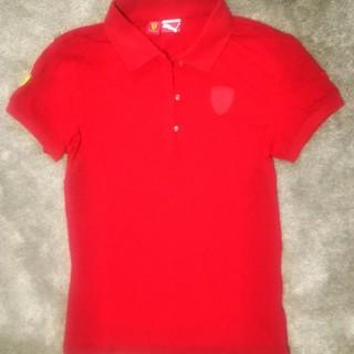プーマ(PUMA)のプーマ フェラーリ ポロシャツ(ポロシャツ)