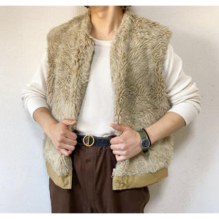 WOOLRICH - 希少 vintage ヴィンテージ 70s woolrich  ウルフベスト