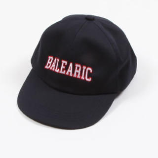 イズネス(is-ness)のis-ness BALEARIC CAP(キャップ)