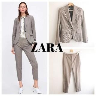 ザラ(ZARA)のZARA セットアップ スーツ 2019SS(スーツ)