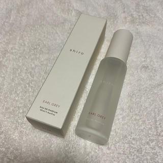 シロ(shiro)のshiro EarlGray  eau de perfum(香水(女性用))