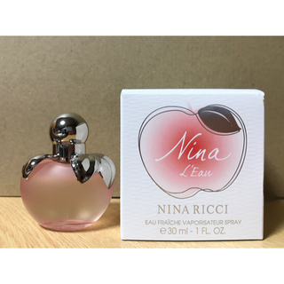 ニナリッチ(NINA RICCI)のニナ リッチ ロー オーデトワレ(香水(女性用))